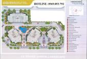 Bán căn hộ 2PN, 63m2 tại Long Biên giá mở bán đợt 1, view Vinhomes riverside, nhận nhà quý II/2020