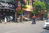 Hiếm! Mặt phố Nguyễn Chí Thanh, kinh doanh đỉnh, 2 mặt thoáng, vỉa hè rộng, 40m2 x 5 tầng