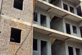 Nhượng 33m2 đất x 4 tầng xây thô tại Vân Canh, Hoài Đức