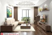 Cho thuê căn hộ 2 phòng ngủ, căn góc sơn sửa mới tinh, nội thất đầy đủ sang trọng, giá 5 tr/th