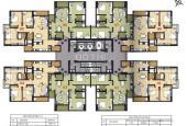 Bán gấp căn 04 tầng 18, diện tích 120m2, giá rẻ nhất, chỉ 23 tr/m2. LH 0934545088