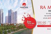 Cần bán căn hộ 08 tòa Sachi dự án Hinode city số 201 minh khai giá 42tr/m2