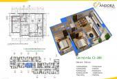 Quỹ căn đẹp nhất giá rẻ tại chung cư cao cấp Pandora Tower 53 Triều Khúc - Thanh Xuân
