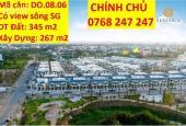 Chính chủ bán căn biệt thự đơn lập dự án Senturia Vườn Lài, An Phú Đông giáp Gò Vấp và Thủ Đức