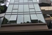 Nhà mặt ngõ 121 phố Thái Hà, Hoàng Cầu, Trung Liệt, Đống Đa, dt 72m2 x 7 tầng, thang máy, 17,4 tỷ