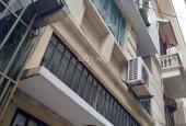 Bán nhà Lạc Long Quân diện tích 50m2, 4 tầng, mặt tiền 4,4m. Giá 6,4 tỷ
