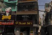 Bán BT hẻm số 2, Cao Thắng, Q. 3. DT 6x18m, xây 4 tầng (khu vực được xây cao) 0912110055 A Huy