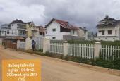 1.064m2 đất mặt tiền Trần Đại Nghĩa, P. 8, Đà Lạt