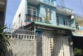 Nhà 1 trệt 1 lầu, 5.8x14m, đường Nguyễn Thị Ngâu, gần chợ Thới Tứ xã Thới Tam Thôn. LH 0938765845