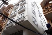 Nhà đẹp Kim Giang, gara ô tô, thang máy, lô góc, DTCN 50m2/75m2 x 7 tầng x MT 4.5m, giá 7.6 tỷ