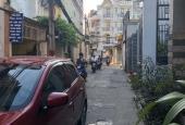 Bán gấp nhà 4 tấm 2 mặt tiền hẻm xe hơi Nơ Trang Long, 5 x 25m, 116m2 chỉ 9.8 tỷ