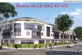 Cần bán 1 số lô liền kề vị trí đẹp tại KĐT Nam Vĩnh Yên giá rẻ LH: 0965 457 476