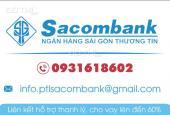 (Thông báo) ngân hàng Sacombank hỗ trợ thanh lý 45 nền đất KDC Tên Lửa nhỏ, đường Số 7 nối dài