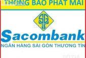 Sacombank HT phát mãi đất nền có SHR KDC Đầm Sen 2 - Tặng ngay STK 100 triệu đồng