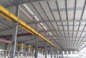 Nhà xưởng, kho bãi chính chủ trong KCN Tam Phước cho thuê. Diện tích 3000m2 khuôn viên 7000m2