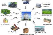 Bán căn hộ chung cư tại Dự án CT2A Thạch Bàn, Long Biên, Hà Nội diện tích 69.7m2 giá 12,2 Triệu/m