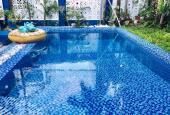 Cho thuê villa Lạc Long Quân lâu dài có hồ bơi sân vườn đẹp