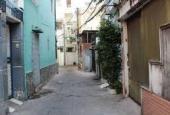 GĐ trả nợ gấp bán nhanh nhà nát (lấy đất) 60m2 Nơ Trang Long Bình Thạnh 900tr- SHR, LH 0933603102
