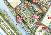 Vin Ocean Park Gia Lâm: Căn 74m2 giá 2,4xx, ngay sát sông, cam kết rẻ nhất toàn dự án