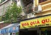 Bán nhà mặt phố chợ Nghĩa Tân - Cầu Giấy