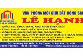 Bán nhà mặt phố tại Đường Lưu Chí Hiếu, Phường Tây Thạnh, Tân Phú, Hồ Chí Minh diện tích 106m2 giá