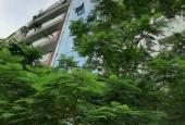 Bán nhà 8 tầng mặt phố Vũ Tông Phan Khương Đình giá rất rẻ . DT: 110m2, nhà xây 8 tầng, có tầng hầm