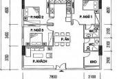 Chính chủ bán chung cư IA20 Ciputra giá 16.8tr/m2 + chênh 80tr, 0382276666