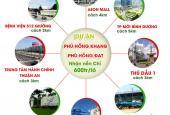Bán nhanh lô đất đối diện chợ Phú Phong giá 19 triệu/m2 ngân hàng hỗ trợ 80%. LH 0903.105.186