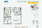 Chính chủ bán căn chung cư 58m2 FLC Garden Đại Mỗ, căn 2PN, giá 1.15 tỷ, gần Aeon Mall