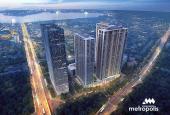Bán căn hộ 3PN ban công Đông Nam tòa M3 Vinhomes Metrolpolis Liễu Giai.