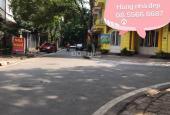 Bán nhà Linh Đàm 95m2, lô góc 2 mặt tiền 7.5m, gara, KD