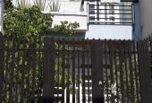 Bán nhà gần chợ Lạc Quang, P. Tân Thới Nhất, Q. 12, đúc 1 trệt, 1 lầu, DT 4x20m, hẻm thông xe hơi