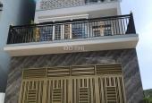 Cần bán gấp Nhà em đang ở DT 5,2x13m, 3 lầu hẻm 8m, P. Hiệp Thành,Q.12