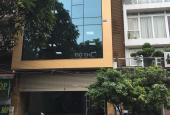 Cho thuê nhà mặt phố Đình Thôn, Mỹ Đình. DT 130m2, 6 tầng, MT 7m, thang máy, giá 60 tr/th