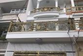 Bán nhà 1 sẹc 20m Tân Thới Hiệp 7, 4mx18m, 1 trệt, 3 lầu, 4 PN, đường 7m