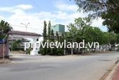 Bán lô đất MT Nguyễn Văn Hưởng, Q. 2 thổ cư 739m2, 3 MT gần sông Sài Gòn