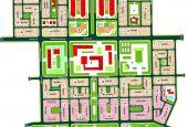 Đất dự án Huy Hoàng, Phường Thạnh Mỹ Lợi, Q2 - (9x20m) lô góc, đối diện công viên, giá 178tr/m2