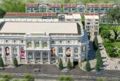 Cho thuê tầng 1 phù hợp kinh doanh, mở VP công ty tại Shophouse Vincom Lê Thánh Tông, Hải Phòng