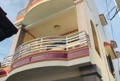 Cho thuê nhà 1 trệt, 2 lầu, DT: 6.2x38m mặt tiền đường Bùi Văn Hòa, P. Long Bình