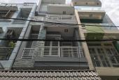 Bán nhanh, nhỉnh 4 tỷ, Hẻm 6m, Phan Đình Phùng Phú Nhuận, 4 tầng.