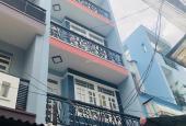 Bán nhà đường 10m Lê Văn Sỹ - Hoàng Sa, quận 3 - DT: 4.3x22m - 4 lầu - Giá 18.5 tỷ