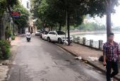 Bán nhà mặt phố Mai Anh Tuấn, mặt hồ, vỉa hè 3m, kinh doanh tốt, 60m2x5T, 13,8 tỷ
