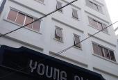 Chính chủ bán gấp tòa nhà MT Hai Bà Trưng, Quận 1. DT: 8x20m, hầm, 8 tầng, HĐT 350tr/th, giá 80 tỷ
