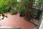 Cho thuê biệt thự 4 tầng rộng 400m2 có sân vườn 50m2 tại Hạ Hồi, Hoàn Kiếm