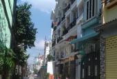 Bán nhà hẻm 5m góc 2 MT đường Phan Huy Ích, 4,4x14m, nở hậu 4,5m, nhà 1 trệt, 2 lầu, 4 PN, 3 WC