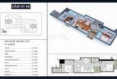 Bán căn hộ 2PN, 54m2 chung cư Ruby 3 Phúc Lợi, Long Biên, chỉ 895tr, nhận nhà ngay. LH: 0939576636