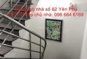Cho thuê nhà mặt phố tại Đường Yên Phụ, Phường Nguyễn Trung Trực, Ba Đình, Hà Nội diện tích 50m