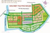 Bán nhanh một số nền giá tốt khu biệt thự DA Phú Nhuận - Phước Long B, Quận 9