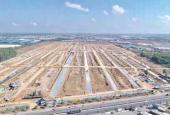 Đất thổ cư 100% ngay MT DT746, 65m2, 975tr, shr, kề KCN Nam Tân Uyên