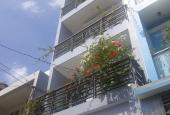 Cần bán gấp nhà quận Phú Nhuận, DT trên sổ 45,6m2, kết cấu trệt, 3 lầu + sân thượng, giá 6.2 tỷ
